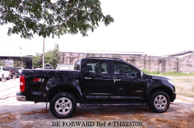 used 2013 chevrolet colorado 2 8ltz double cab 6233729 for sale th523709 be forward. Black Bedroom Furniture Sets. Home Design Ideas