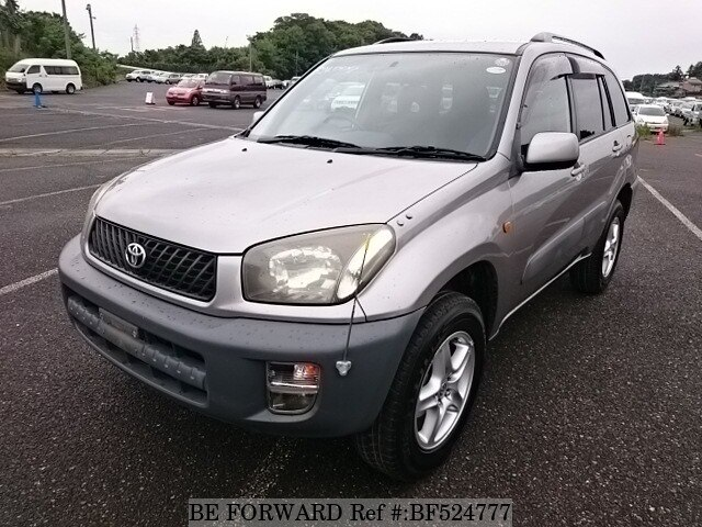 used 2001 toyota rav4 j x rugged special ta aca21w for sale bf524777 be forward. Black Bedroom Furniture Sets. Home Design Ideas