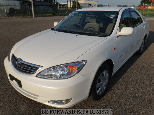 toyota camry for sale used 2002 year model km bf518737. Black Bedroom Furniture Sets. Home Design Ideas