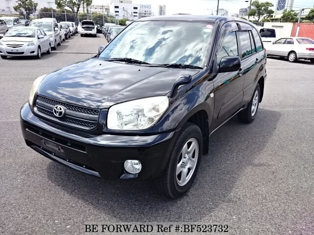 used 2005 toyota rav4 x limited cba aca21w for sale bf523732 be forward. Black Bedroom Furniture Sets. Home Design Ideas