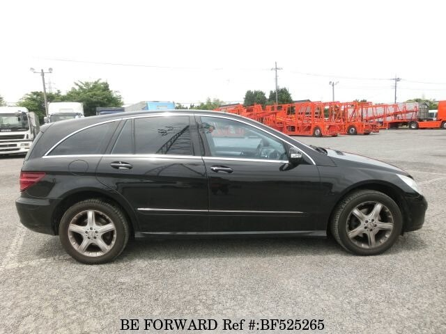 Used 2007 mercedes benz r class r350 4matic dba 251065 for for Used mercedes benz r350 for sale