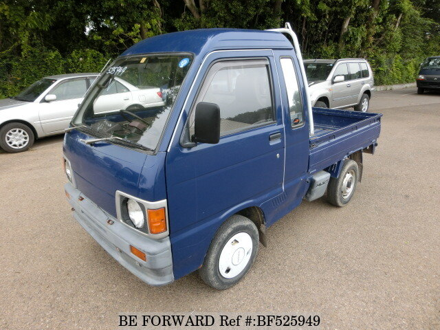 Used 1987 DAIHATSU HIJET TRUCK JUMBO/M-S81P For Sale