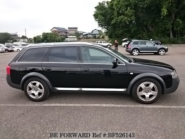 used 2001 audi allroad quattro 2 7t gf 4baref for sale. Black Bedroom Furniture Sets. Home Design Ideas