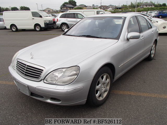 used 2000 mercedes benz s class s500 gf 220075 for sale