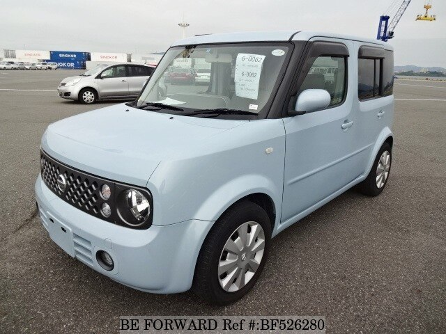 how to make nissan cube faster