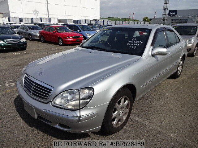 Used 1999 mercedes benz s class s430 gf 220070 for sale for 1999 mercedes benz s500 for sale
