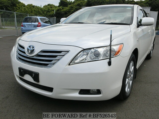 used 2006 toyota camry g dignis edition dba acv40 for sale bf526543 be forward. Black Bedroom Furniture Sets. Home Design Ideas