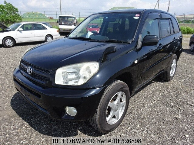 used 2005 toyota rav4 x limited cba aca21w for sale bf526898 be forward. Black Bedroom Furniture Sets. Home Design Ideas