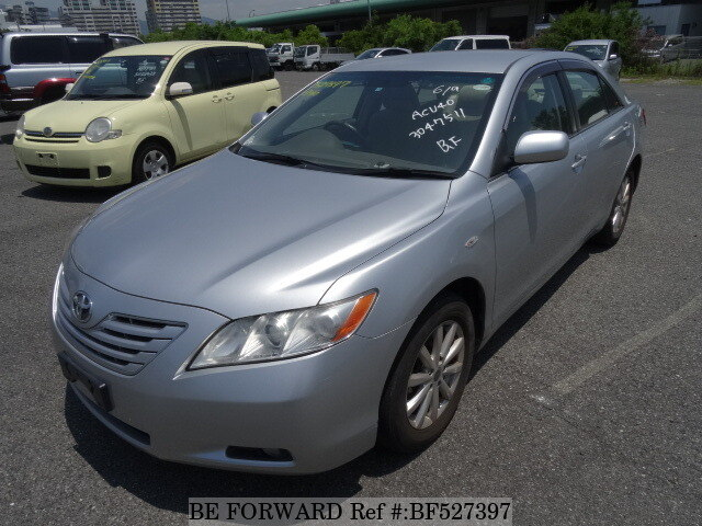 used 2006 toyota camry g dba acv40 for sale bf527397 be forward. Black Bedroom Furniture Sets. Home Design Ideas