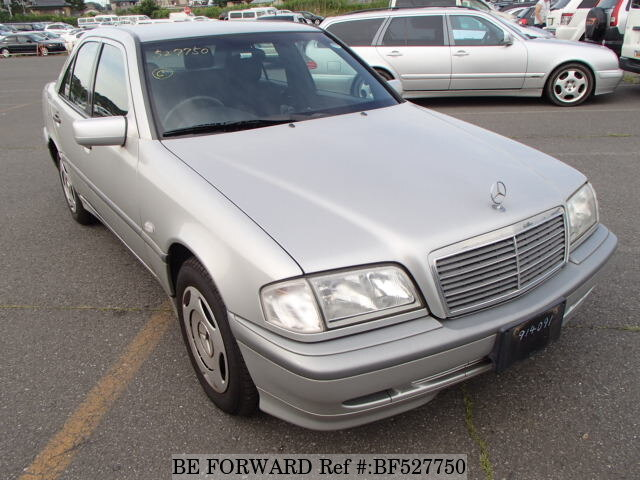 Used 1999 mercedes benz c class c200 limited gf 202020 for for Mercedes benz c class 1999 for sale