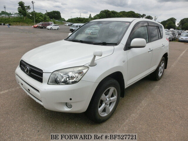 used 2007 toyota rav4 g dba aca31w for sale bf527721 be. Black Bedroom Furniture Sets. Home Design Ideas