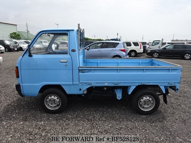 used 1986 honda acty truck m tc for sale bf528128 be forward. Black Bedroom Furniture Sets. Home Design Ideas