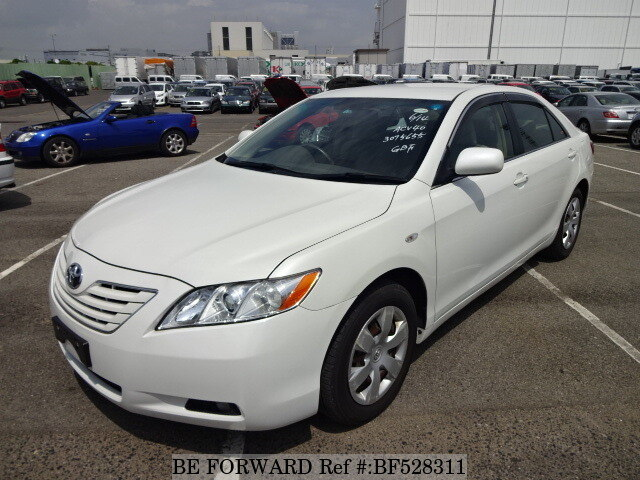 used 2006 toyota camry g dba acv40 for sale bf528311 be forward. Black Bedroom Furniture Sets. Home Design Ideas