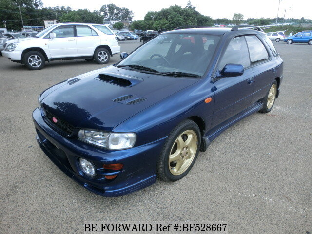 used 1999 subaru impreza sportswagon wrx gf gf8 for sale bf528667 be forward. Black Bedroom Furniture Sets. Home Design Ideas