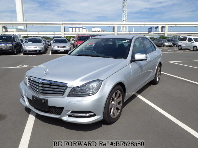 Used 2012 Mercedes Benz C Class C180 Dba 204049 For Sale