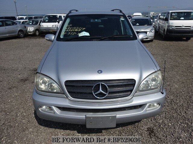 Used 2003 mercedes benz m class ml350 gh 163157 for sale for Mercedes benz 2003 ml350