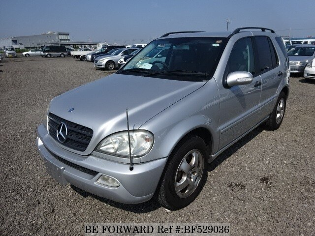 Used 2003 mercedes benz m class ml350 gh 163157 for sale for 2003 mercedes benz suv