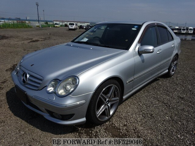 Used 2005 mercedes benz c class c230 kompressor sports for 2005 mercedes benz c230 kompressor