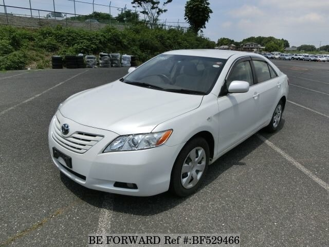 used 2006 toyota camry g dba acv40 for sale bf529466 be forward. Black Bedroom Furniture Sets. Home Design Ideas