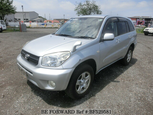 used 2005 toyota rav4 x limited cba aca21w for sale bf529581 be forward. Black Bedroom Furniture Sets. Home Design Ideas