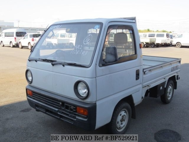 used 1989 honda acty truck m ha2 for sale bf529921 be forward. Black Bedroom Furniture Sets. Home Design Ideas