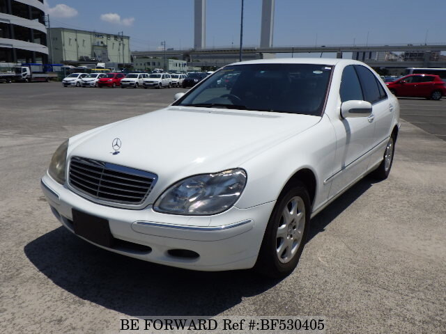 Used 2002 mercedes benz s class s430 gh 220070 for sale for Mercedes benz 2002 s500 for sale