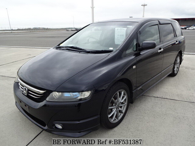 used 2006 honda odyssey absolute aba rb1 for sale bf531387 be forward. Black Bedroom Furniture Sets. Home Design Ideas