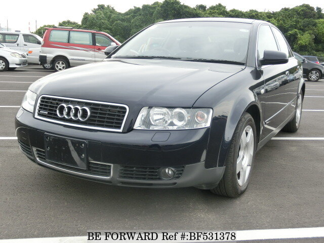 used 2003 audi a4 1 8t quattro gh 8eambf for sale bf531378 be forward. Black Bedroom Furniture Sets. Home Design Ideas
