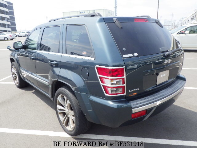 used 2007 jeep grand cherokee limited 5 7 hemi gh wh57 for sale bf531918 be forward. Black Bedroom Furniture Sets. Home Design Ideas