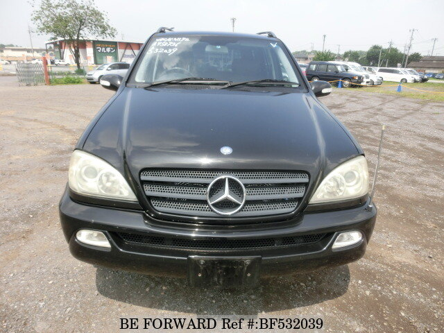 Used 2003 mercedes benz m class ml350 gh 163157 for sale for 2003 mercedes benz ml350