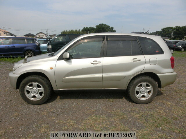 used 2001 toyota rav4 l x g package ta zca26w for sale bf532052 be forward. Black Bedroom Furniture Sets. Home Design Ideas