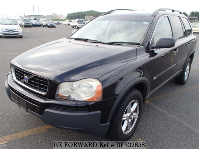 used 2005 volvo xc90 cba cb5254aw for sale bf532658 be forward. Black Bedroom Furniture Sets. Home Design Ideas