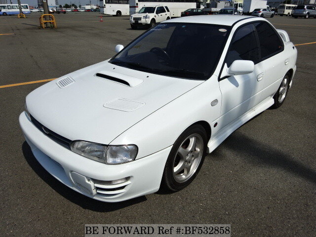 used 1996 subaru impreza wrx sti wrx sti version 2 e gc8 for sale bf532858 be forward. Black Bedroom Furniture Sets. Home Design Ideas