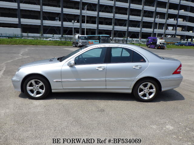 Used 2006 mercedes benz c class c180 kompressor avantgarde for Mercedes benz c class 2006 for sale