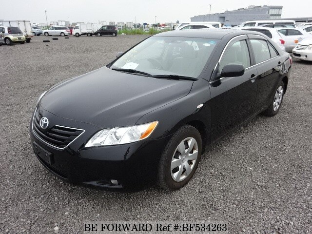 used 2007 toyota camry g dba acv40 for sale bf534263 be forward. Black Bedroom Furniture Sets. Home Design Ideas