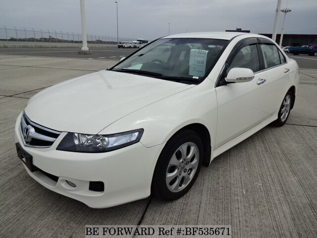 Used 2007 HONDA ACCORD 24TL ABA CL9 for Sale BF BE