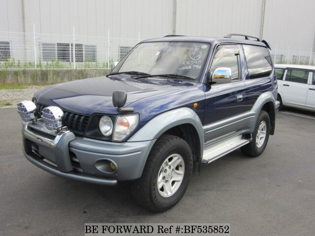 used 1998 toyota land cruiser prado rx e rzj90w for sale. Black Bedroom Furniture Sets. Home Design Ideas