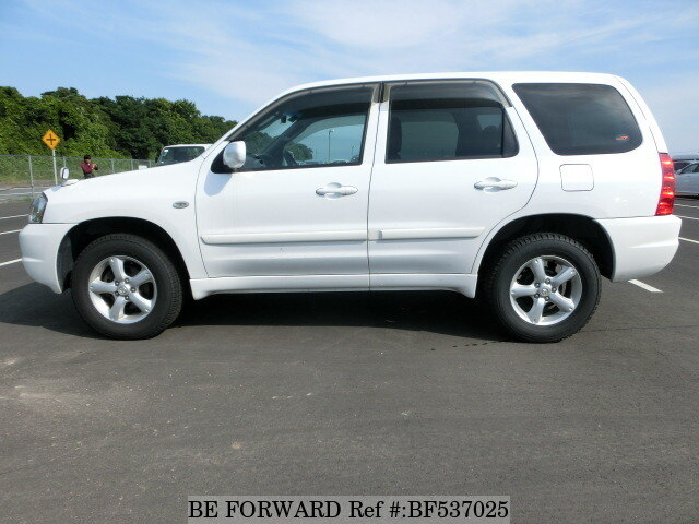 used 2005 mazda tribute ta ep3w for sale bf537025 be forward. Black Bedroom Furniture Sets. Home Design Ideas