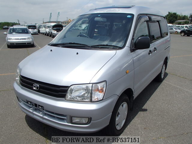 used 1997 toyota townace noah super extra special roof e