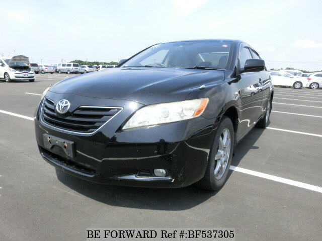 used 2006 toyota camry g four dba acv45 for sale bf537305 be forward. Black Bedroom Furniture Sets. Home Design Ideas