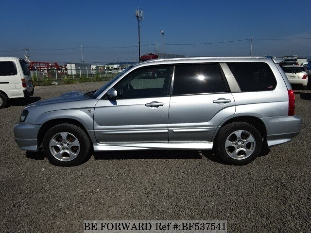 used 2003 subaru forester xt ta sg5 for sale bf537541 be forward. Black Bedroom Furniture Sets. Home Design Ideas
