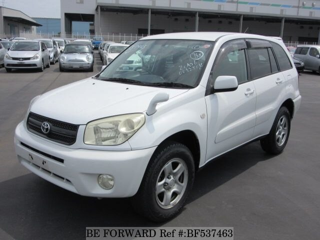 used 2004 toyota rav4 x limited cba zca26w for sale bf537463 be forward. Black Bedroom Furniture Sets. Home Design Ideas