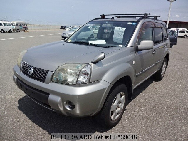 used 2003 nissan x trail s ua t30 for sale bf539648 be forward. Black Bedroom Furniture Sets. Home Design Ideas