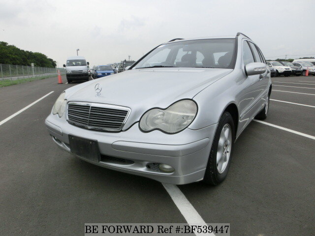 Used 2002 mercedes benz c class c180 station wagon gf for Used mercedes benz station wagons for sale