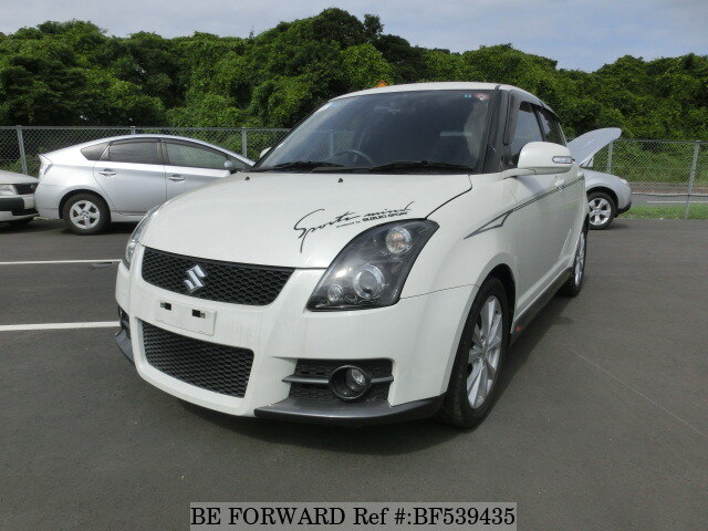 used 2009 suzuki swift sport cba zc31s for sale bf539435 be forward. Black Bedroom Furniture Sets. Home Design Ideas
