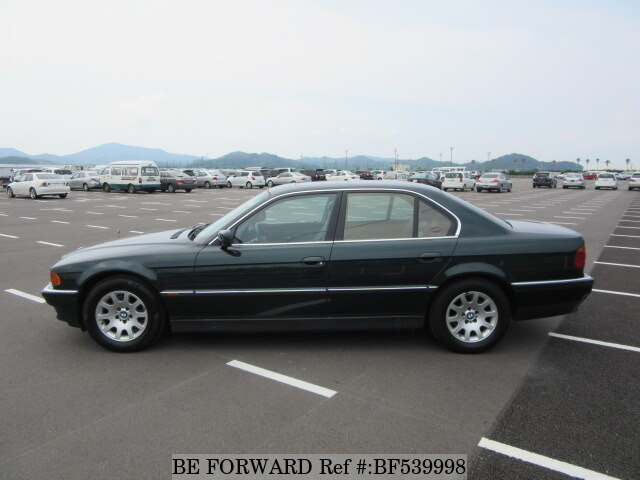 used 1997 bmw 7 series 740i e gf44 for sale bf539998 be. Black Bedroom Furniture Sets. Home Design Ideas