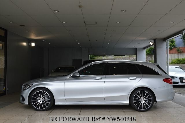 Used 2015 mercedes benz c class c250 station wagon sport for Mercedes benz c class wagon for sale