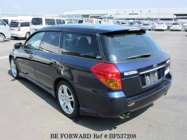 used 2005 subaru legacy touring wagon gt spec b ta bp5 for sale bf537208 be forward. Black Bedroom Furniture Sets. Home Design Ideas