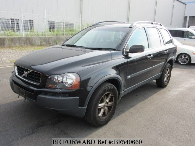 used 2005 volvo xc90 cba cb5254aw for sale bf540660 be forward. Black Bedroom Furniture Sets. Home Design Ideas
