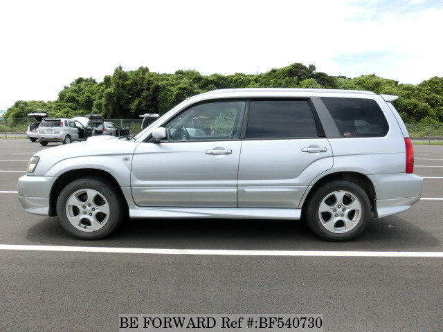 used 2003 subaru forester xt ta sg5 for sale bf540730 be forward. Black Bedroom Furniture Sets. Home Design Ideas